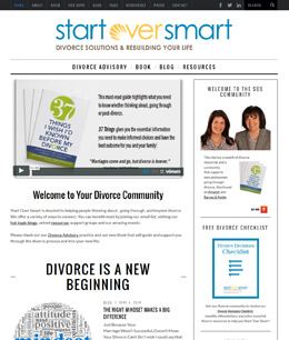 Start Over Smart Website Preview